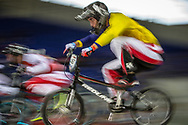 #457 (CALLAN Joshua) AUS at the 2016 UCI BMX Supercross World Cup in Manchester, United Kingdom<br /> <br /> A high res version of this image can be purchased for editorial, advertising and social media use on CraigDutton.com<br /> <br /> http://www.craigdutton.com/library/index.php?module=media&pId=100&category=gallery/cycling/bmx/SXWC_Manchester_2016