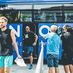 20210710: SLO, Basketball - Slovenian national team practice session