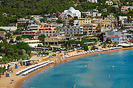 Ayia Marina Beach reort,  Aegina, Greek Saronic Islands ..<br /> <br /> If you prefer to buy from our ALAMY PHOTO LIBRARY  Collection visit : https://www.alamy.com/portfolio/paul-williams-funkystock/aegina-greece.html <br /> <br /> Visit our GREECE PHOTO COLLECTIONS for more photos to download or buy as wall art prints https://funkystock.photoshelter.com/gallery-collection/Pictures-Images-of-Greece-Photos-of-Greek-Historic-Landmark-Sites/C0000w6e8OkknEb8