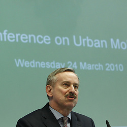 Belgium  - Brussels - 24 March 2010 - EU Sustainable Energy Week 2010 - Conference on Urban Mobility - Siim Kallas, Commissioner for Transport © EC/CE