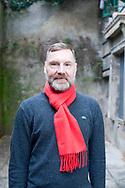 Czech curator Michal Koleček, curator of the Lungomare Art project, part of Rijeka2020. Rijeka, European Capital of Culture 2020, Croatia © Rudolf Abraham