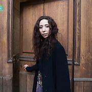 Piccolo Teatro Grassi, Milano, Italia, 29 Marzo 2021. Giulia Campi, 23 anni, studentessa dell'Accademia Mabruk.