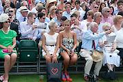 Cartier International Polo. Guards Polo Club. Windsor Great Park. 25 July 2010. -DO NOT ARCHIVE-© Copyright Photograph by Dafydd Jones. 248 Clapham Rd. London SW9 0PZ. Tel 0207 820 0771. www.dafjones.com.