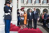 Officieel bezoek president Griekenland aan Nederland