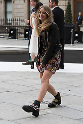 © Licensed to London News Pictures. 07/06/2016. CRESSIDA BONAS attends the Royal Academy 2016 Summer Exhibition Preview Party, London, UK. Photo credit: Ray Tang/LNP