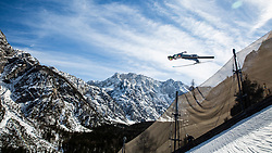 Bor Pavlovcic (SLO) during the 1st Round of the Ski Flying Hill Individual Competition at Day 2 of FIS Ski Jumping World Cup Final 2019, on March 22, 2019 in Planica, Slovenia.  Photo by Matic Ritonja / Sportida