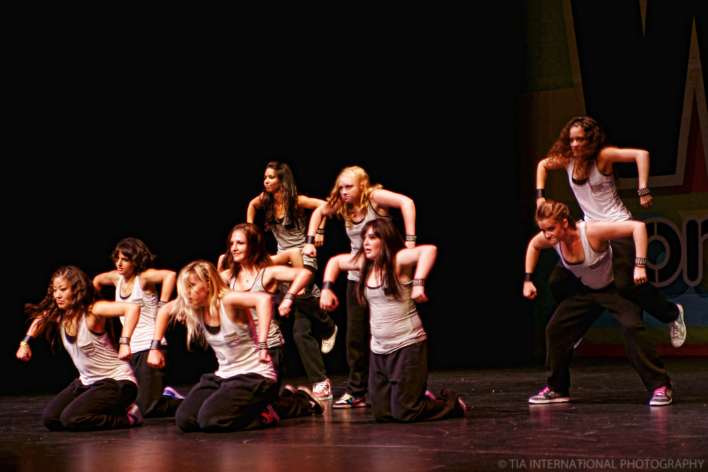 Dance Troupe, World of Dance Competition, Seattle