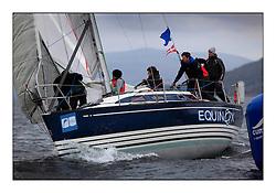 Brewin Dolphin Scottish Series 2011, Tarbert Loch Fyne - Yachting - Day 1 of the 4 day series..IRL1332 ,Equinox ,Ross McDonald, Howth YC ,X332