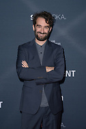 JAY DUPLASS at the premiere of Amazon's 'Transparent' season two at the Pacific Design Center in Los Angeles, California