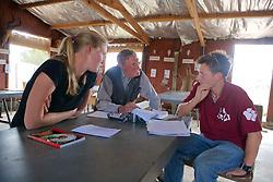Leslie, George & Rick