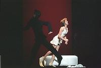"Anastasia Meskova in Bolshoi Ballet's ""Romeo and Juliet"". Music: Serge Prokofiev"