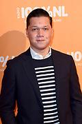 100% NL Awards 2018 in Panama, Amsterdam.<br /> <br /> Op de foto:  Ruben Annink