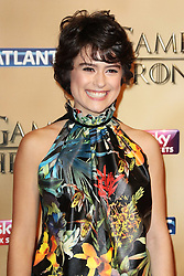 © Licensed to London News Pictures. 18/03/2015, UK. Ian Rosabell Laurenti Sellers (Tyene Sand), Game of Thrones - Series Five World Premiere, Tower of London, London UK, 18 March 2015. Photo credit : Richard Goldschmidt/Piqtured/LNP