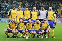 20091105: LISBON, PORTUGAL - Sporting Lisbon vs Ventspils: Europa League 2009/2010 - Group Stage. In picture: Ventspils team. PHOTO: Alexandre Pona/CITYFILES