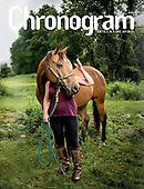 Cover, Chronogram April 2015