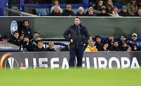 Football - 2017 / 2018 UEFA Europa League - Group E: Everton vs. Atalanta B.C.<br /> <br /> David Unsworth of Everton at Goodison Park.<br /> <br /> COLORSPORT/LYNNE CAMERON