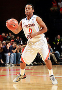 CHARLOTTESVILLE, VA- NOVEMBER 13: Doug Browman #0 of the Virginia Cavaliers handles the ball during the game on November 13, 2011 at the John Paul Jones Arena in Charlottesville, Virginia. Virginia defeated South Carolina State 75-38. (Photo by Andrew Shurtleff/Getty Images) *** Local Caption *** Doug Browman
