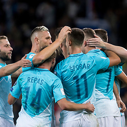 20170904: SLO, Football - UEFA Qualifiers: Slovenia vs Lithuania