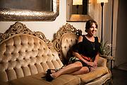 Beautiful woman fashion portrait by Brandon Alms Photography