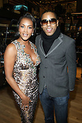 l to r: Vivica A. Fox and BJ Coleman at The 2009 NV Awards: A Salute to Urban Professionals sponsored by Hennessey held at The New York Stock Exchange on February 27, 2009 in New York City. ....