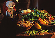 Produce Still life, Peter Wentz Farmstead, Colonial Farm, Montgomery Co., PA