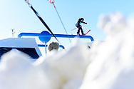 Maggie Voisin during Women's Ski Slopestyle Practice at during 2017 X Games Norway at Hafjell Alpinsenter in Øyer, Norway. ©Brett Wilhelm/ESPN