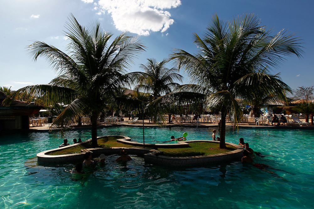 Caldas Novas_GO, Brasil.<br /> <br /> Nautico Praia Clube em Caldas Novas, Goias.<br /> <br /> Nautico Praia Clube in Caldas Novas, Goias.<br /> <br /> Foto: MARCUS DESIMONI / NITRO