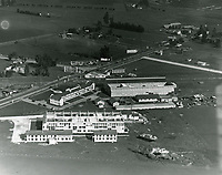 1919 Aerial of Henry Lehrman Studio in Culver City