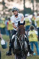 Just Celine, BEL, Aigoual Embrun<br /> World Equestrian Games - Tryon 2018<br /> © Hippo Foto - Sharon Vandeput<br /> 12/09/2018