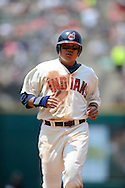 Shin-Soo Choo, from Korea, of the Cleveland Indians..The Minnesota Twins defeated the Cleveland Indians 4-2 on Sunday, July 27, 2008 at Progressive Field in Cleveland.