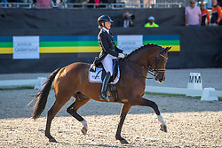 Van Baalen Marlies, NED, Ben Johnson<br /> Nederlands Kampioenschap dressuur<br /> Ermelo 2020<br /> © Hippo Foto - Sharon Vandeput<br /> 20/09/2020