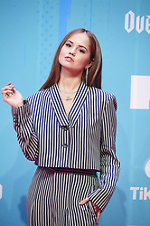 November 4, 2018 - Madrid, Madrid, Spain - DDebby Ryan attends the 25th MTV EMAs 2018 held at Bilbao Exhibition Centre 'BEC' on November 4, 2018 in Madrid, Spain (Credit Image: © Jack Abuin/ZUMA Wire)