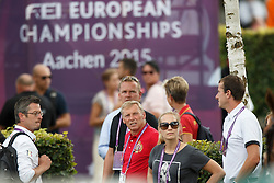 Demeersman Dirk, (BEL)<br /> Team completion and 2nd individual qualifier<br /> FEI European Championships - Aachen 2015<br /> © Hippo Foto - Dirk Caremans<br /> 20/08/15