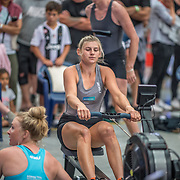 RNZ Young Cats Open  Beth Ross  Female Relays Race #24  03:00pm <br /> <br /> www.rowingcelebration.com Competing on Concept 2 ergometers at the 2018 NZ Indoor Rowing Championships. Avanti Drome, Cambridge,  Saturday 24 November 2018 © Copyright photo Steve McArthur / @RowingCelebration