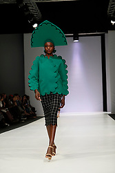 241018 2nd day of SA Fashion week took place as they were also celebrating their 21st birthday in Sandton Johannesburg South Africa.The theme on this particular show was BRICS.Designers from the BRICS member countries show cased on this day.Photo Simphiwe Mbokazi African News Agency/ANA 6