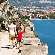 Bike Garda Trentino, sentieri, downhill, ciclabili per famiglie.