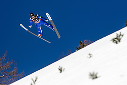 Jurij Tepes (SLO) during the Trial Round of the Ski Flying Hill Individual Competition at Day 1 of FIS Ski Jumping World Cup Final 2019, on March 21, 2019 in Planica, Slovenia. Photo by Matic Ritonja / Sportida