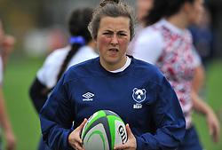 Clara Nielson of Bristol Bears Women - RUGBY - Shaftesbury Park - Bristol, England - Bristol Bears Women v Loughborough Lightning  - Allianz Premier 15s