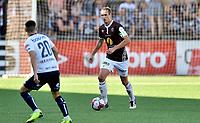 Fotball , 30. juni 2019 , Eliteserien , Mjøndalen - Viking 1-1<br /> <br /> Quint Jansen , MIF