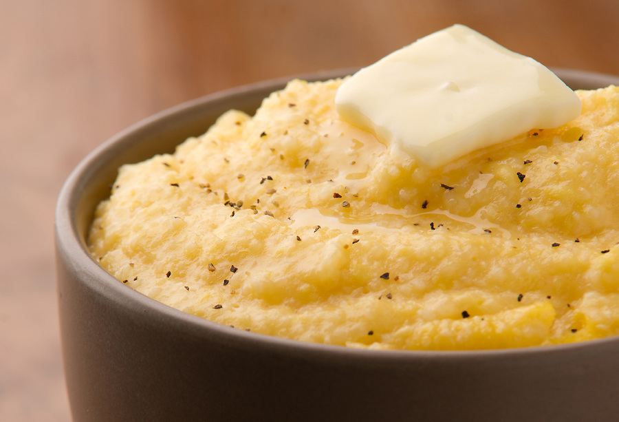 Delicious side dish prepared with butter in a bowl