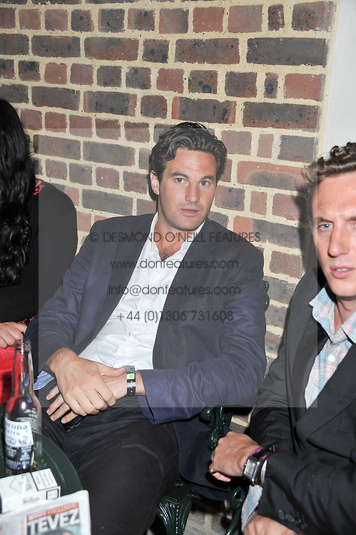 RUPERT FINCH a former boyfriend of HRH The Duchess of Cambridge at the Veuve Clicquot Mint Polo in The Park after party held at The Hurlingham Club, Ranelagh Gardens, London SW6 on 5th June 2011.