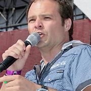 NLD/Amsterdam/20110430 - Koninginnedagconcert Radio 538, dj Jens Timmermans