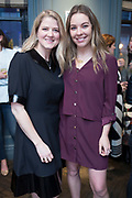 NO FEE PICTURES<br /> 12/4/18 Jenny Huston and Emma Manley at the launch of Jenny Huston and Leah Hewson's jewellery and fine art collaboration, Edge Only x Leah Hewson at The Dean Dublin. Arthur Carron