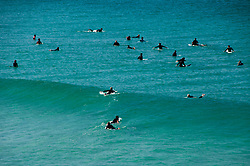 Surfers, Bondi Beach, Sydney, New South Wales, Australia