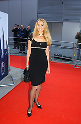 JERRY HALL at the English National Opera's 'On The Town' presented by SKY and Artsworld followed by a Tribute to Leonard Bernstein hosted by Jerry Hall at The London Coliseum, St.Martin's Lane, London WC2 on 11th May 2005.