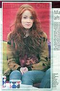 Janet Devlin / Metro 29th November 2011.