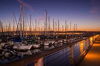 South Beach Harbor @ Sunrise