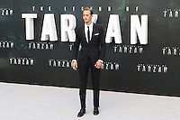 Alexander Skarsgard, The Legend of Tarzan - European film premiere, Leicester Square, London UK, 05 July 2016, Photo by Richard Goldschmidt