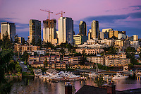Downtown Bellevue @ Whalers Cove