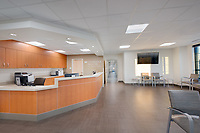 Architectural interior image of Lifebridge Health Center Building in Owings Mills Maryland by Jeffrey Sauers of Commercial Photographics, Architectural Photo Artistry in Washington DC, Virginia to Florida and PA to New England